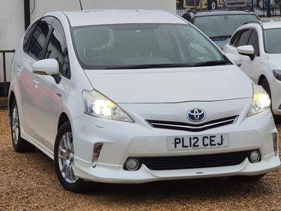 Toyota Prius+ MPV 1.8 VVT-h Excel CVT 5dr (7 Seats)