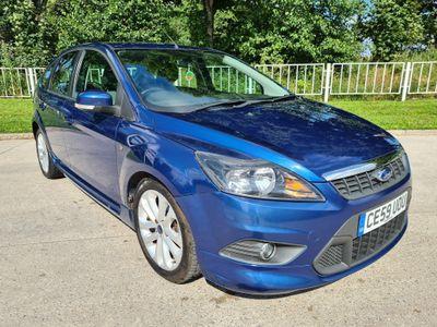 Ford Focus Hatchback 1.8 TDCi Zetec S 5dr