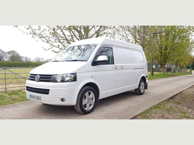 Volkswagen Transporter Panel Van 2.0 BiTDI T32 Highline Panel Van 4MOTION 4dr (LWB)