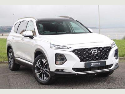 Hyundai Santa Fe SUV 2.2 CRDi Premium SE Auto (s/s) 5dr 7 Seat