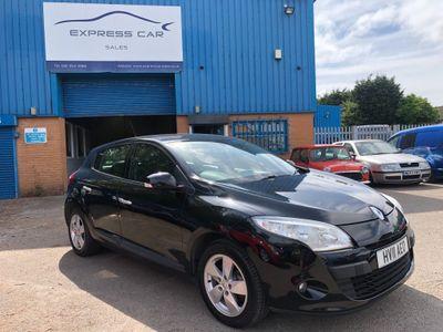 Renault Megane Hatchback 1.6 16V Dynamique TomTom 5dr
