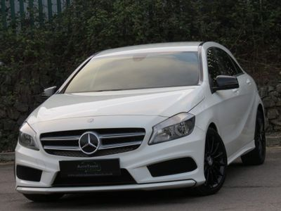 Mercedes-Benz A Class Hatchback 1.5 A180 CDI AMG Sport 7G-DCT 5dr