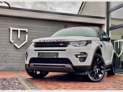 Land Rover Discovery Sport SUV 2.0 Si4 HSE Auto 4WD (s/s) 5dr