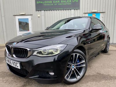 BMW 3 Series Gran Turismo Hatchback 3.0 335d M Sport Gran Turismo Auto xDrive (s/s) 5dr
