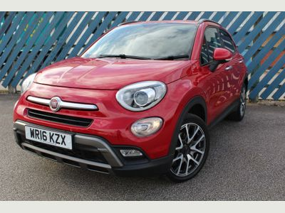 Fiat 500X SUV 1.6 MultiJetII Cross Plus (s/s) 5dr