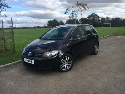 Volkswagen Golf Plus Hatchback 1.6 TDI BlueMotion Tech SE DSG 5dr