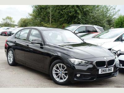 BMW 3 Series Saloon 2.0 320d BluePerformance ED Plus (s/s) 4dr