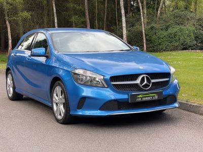 Mercedes-Benz A Class Hatchback 1.6 A180 Sport 7G-DCT (s/s) 5dr