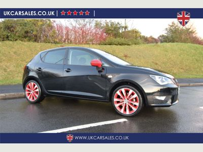 SEAT Ibiza Hatchback 1.2 TSI FR Red Edition Technology 5dr