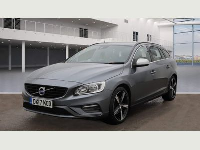Volvo V60 Estate 2.0 D2 R-Design Nav (s/s) 5dr