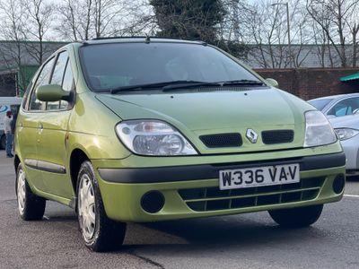 Renault Scenic MPV 1.6 16v Alize 5dr