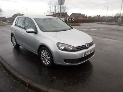 Volkswagen Golf Hatchback 1.6 TDI Match 5dr