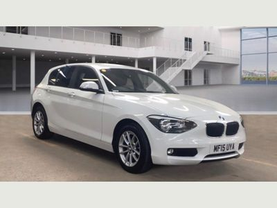 BMW 1 Series Hatchback 1.6 116i SE Sports Hatch (s/s) 5dr