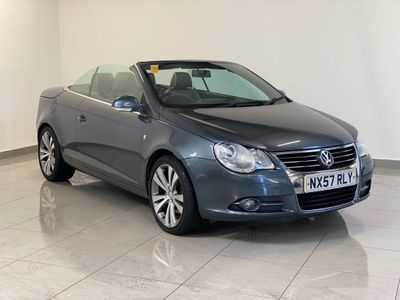 Volkswagen Eos Convertible 2.0 T-FSI Individual Cabriolet 2dr