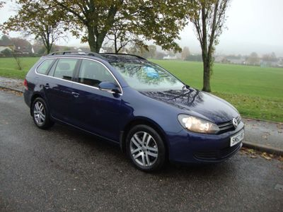 Volkswagen Golf Estate 2.0 TDI SE 5dr