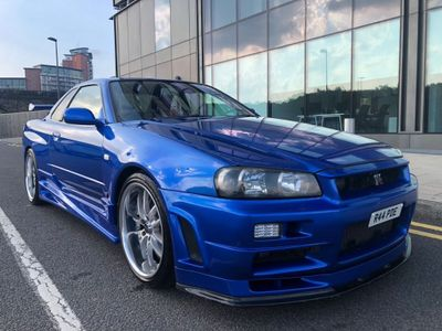 Nissan Skyline Coupe 2.6 GT-R 2dr