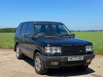 Land Rover Range Rover SUV 4.6 V8 HSE 5dr
