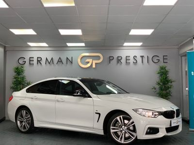 BMW 4 Series Gran Coupe Coupe 3.0 430d M Sport Gran Coupe xDrive 5dr