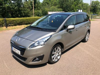 Peugeot 5008 MPV 1.6 BlueHDi Allure EAT6 (s/s) 5dr