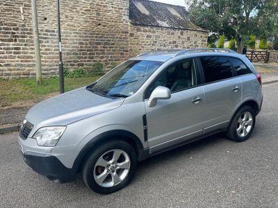 Vauxhall Antara SUV 2.0 CDTi 16V SE 4WD 5dr