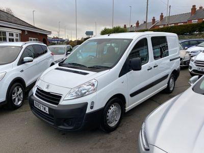 Peugeot Expert Combi Van 2.0 HDI L1 H1 CREW VAN