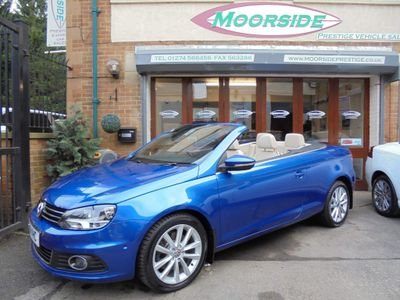 Volkswagen Eos Convertible 2.0 TDI CR BlueMotion Tech SE Cabriolet 2dr