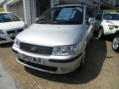 Hyundai Matrix Hatchback 1.6 Atlantic 5dr