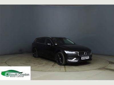 Volvo V60 Estate 2.0 D3 Inscription Auto (s/s) 5dr