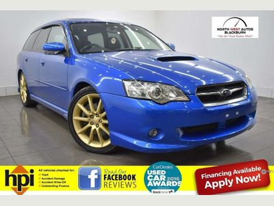 Subaru Legacy Estate GTEC SPEC B 2 Litre Turbo Automatic