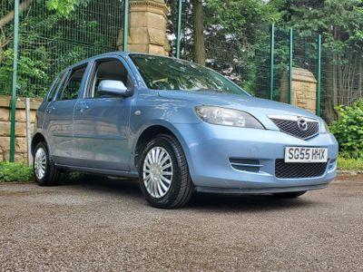 Mazda Mazda2 Hatchback 1.4 Antares 5dr