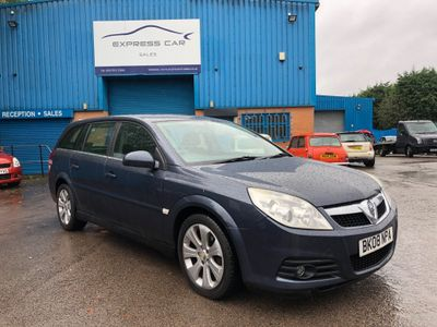 Vauxhall Vectra Estate 1.9 CDTi 16v Exclusiv 5dr (nav)