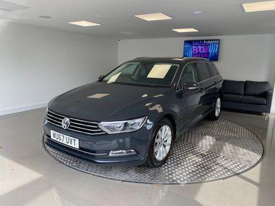 Volkswagen Passat Estate 1.6 TDI SE Business DSG (s/s) 5dr
