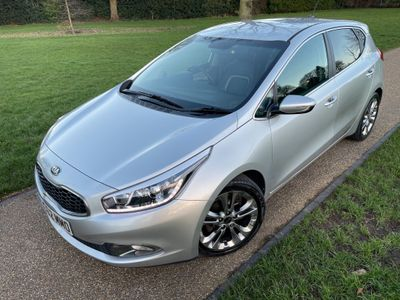 Kia Ceed Hatchback 1.6 CRDi 4 5dr