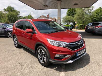 Honda CR-V SUV 2.0 i-VTEC SR 4WD (s/s) 5dr