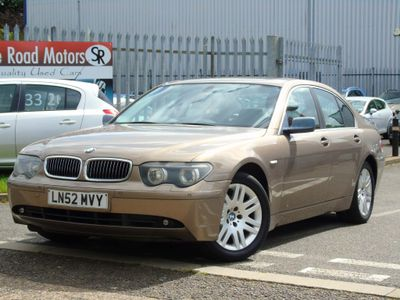 BMW 7 Series Saloon 3.6 735i 4dr