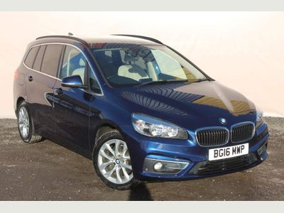BMW 2 Series Gran Tourer MPV 1.5 218i Luxury Gran Tourer Auto (s/s) 5dr