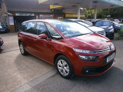 Citroen Grand C4 SpaceTourer MPV 1.2 PureTech Touch Edition (s/s) 5dr