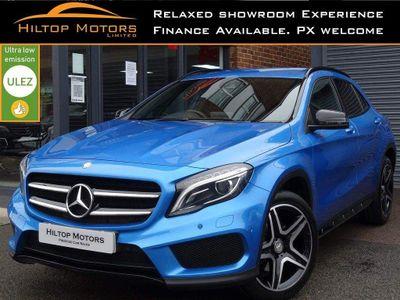 Mercedes-Benz GLA Class SUV 2.1 GLA220d AMG Line (Premium) 7G-DCT 4MATIC (s/s) 5dr