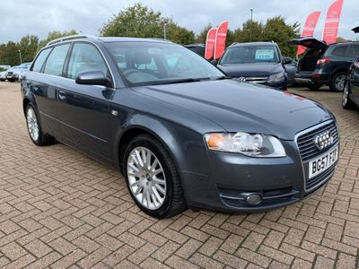 AUDI A4 AVANT Estate 2.7 TDI SE Multitronic 5dr