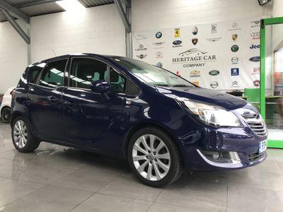 Vauxhall Meriva MPV 1.4i SE 5dr