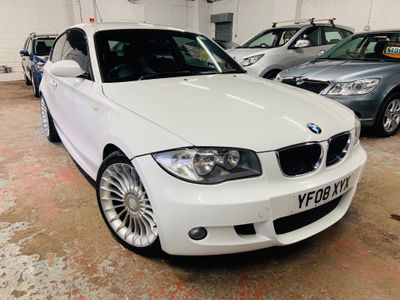 BMW 1 Series Hatchback 1.6 116i M Sport 3dr
