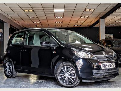 SKODA Citigo Hatchback 1.0 MPI SE 3dr