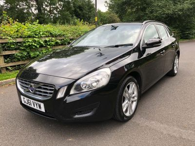 VOLVO V60 Estate 2.0 D3 SE 5dr