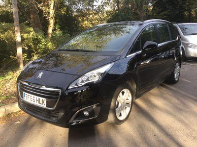 Peugeot 5008 MPV 1.6 BlueHDi Active (s/s) 5dr