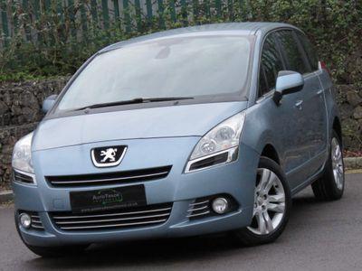 Peugeot 5008 MPV 1.6 e-HDi FAP Active EGC 5dr