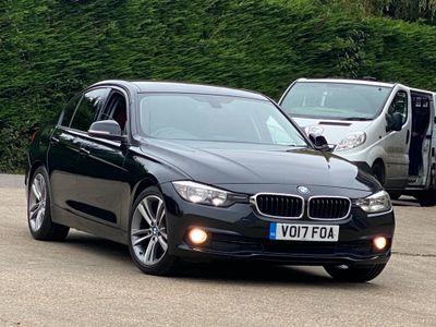 BMW 3 Series Saloon 2.0 320d ED Sport Auto (s/s) 4dr