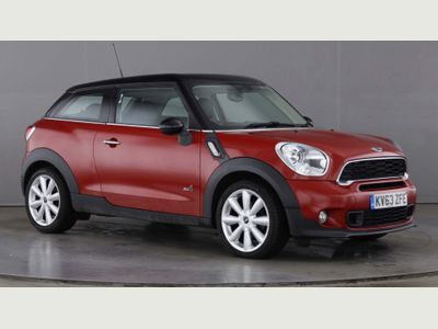 MINI Paceman SUV 2.0 Cooper SD ALL4 3dr