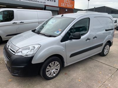 Citroen Berlingo Panel Van 1.6HDi ENTERPRISE 625 L1 VAN (SAT-NAV)