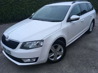 SKODA Octavia Estate 1.6 TDI SE Technology DSG 5dr