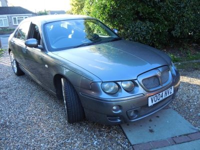MG ZT Saloon 1.8 160 T + 4dr